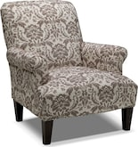 Living Room Furniture-Dandridge Accent Chair