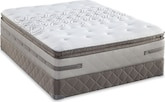 Mattresses and Bedding-The Kenora Low Profile EPT Collection-Kenora Low Profile EPT King Mattress/Split Low Profile Foundation Set