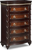 Bedroom Furniture-Rousseau Chest