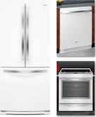 Cooking Products - Whirlpool 3 Pc. Appliance Package<br>Model WRF560SFYH/YWEE7