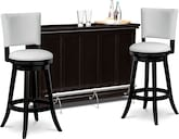 Dining Room Furniture-Bond II Locke 3 Pc. Bar Set