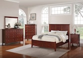 Bedroom Furniture - The Forest Lake Collection