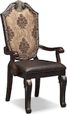 Dining Room Furniture-Rousseau Arm Chair