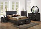Bedroom Furniture - The Cinema II Collection