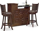 Dining Room Furniture-The Hammett Geller Collection-Hammett Island Bar