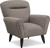 Living Room Furniture-Greer Accent Chair