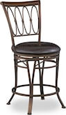 Dining Room Furniture-The Lambert Collection-Lambert Counter-Height Stool