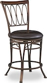 Dining Room Furniture-Lambert Counter-Height Stool