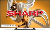 "Televisions - Sharp 60"" 1080P LED SMART TV<br>Model LC60LE660U"