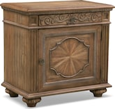 Bedroom Furniture-Danforth Nightstand