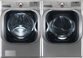 Washers and Dryers - LG Appliances Collection<br>Model WM8000HVA/DLEX8000V/DLGX8