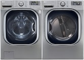 Washers and Dryers - LG Appliances Collection<br>Model WM4270HVA/DLEX4270V