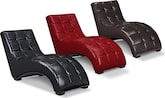 Living Room Furniture-The Sloane Collection-Sloane Chaise