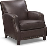 Living Room Furniture-Hemingway Accent Chair