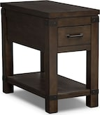 Accent and Occasional Furniture-Greenpoint Chairside Table