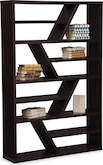 Accent and Occasional Furniture-BOOKCASE-ZIGZAG