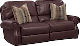 Living Room Furniture-Delahunt 2 Pc. Power Reclining Sofa