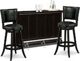 Dining Room Furniture-The Bond II Locke Collection-Bond II Bar
