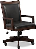 Home Office Furniture-Keating Office Arm Chair