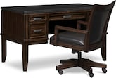 Home Office Furniture-Keating Desk and Chair