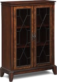 Accent and Occasional Furniture-Crusoe Door Bookcase