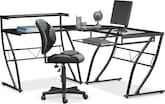 Home Office Furniture-The Geary Collection-Geary Desk