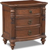 Bedroom Furniture-Clearwater Nightstand