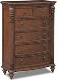 Bedroom Furniture-Clearwater Chest