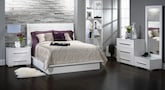 Bedroom Furniture - The Milano Collection