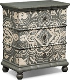 Accent and Occasional Furniture-Karin Accent Chest
