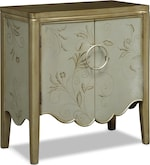 Accent and Occasional Furniture-Deveraux Accent Cabinet