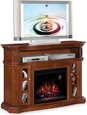 Entertainment Furniture-Ryder Fireplace TV Stand