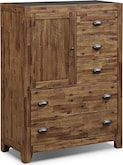 Bedroom Furniture-Andover Chest
