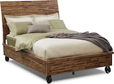 Bedroom Furniture-Andover Queen Bed