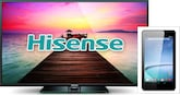 Televisions - Hisense TV & Tablet Package<br>Model 40K23DW/E2171CA