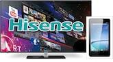 Televisions - Hisense TV & Tablet Package<br>Model 55K600GW/E2171CA