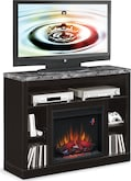 Entertainment Furniture-Goodman Fireplace TV Stand