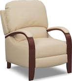Living Room Furniture-Healy Push-Back Recliner