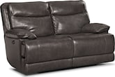 Living Room Furniture-Lawson Power Reclining Loveseat