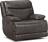 Living Room Furniture-Lawson Power Recliner