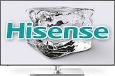"Televisions - Hisense 55"" UHD SMART LED<br>Model 55K680GW"