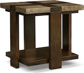 Accent and Occasional Furniture-Walden End Table