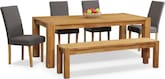 Dining Room Furniture-Bronwyn 6 Pc. Dinette