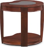Accent and Occasional Furniture-Barton End Table