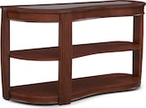 Accent and Occasional Furniture-Barton Sofa Table