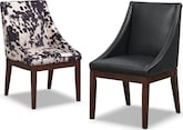 Dining Room Furniture-The Brea Collection-Brea Accent Chair