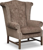 Living Room Furniture-Edgemere Accent Chair