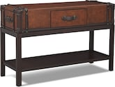 Accent and Occasional Furniture-Shackleton Sofa Table