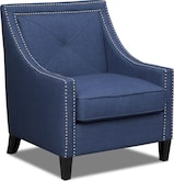 Living Room Furniture-Ainsley Accent Chair