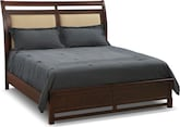 Bedroom Furniture-Stafford Queen Bed